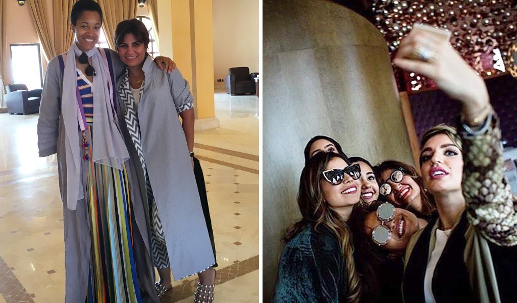 Vogue Fashion Experience Jeddah Daneh Abuahmad Design And Fashion
